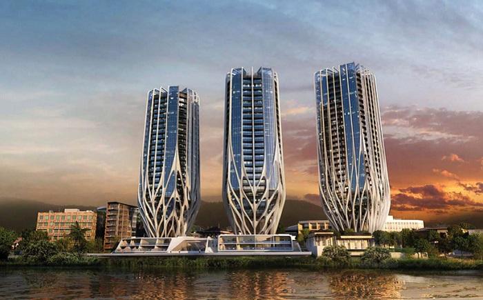 В Австралии построят новый жилой комплекс - Grace on Coronation.