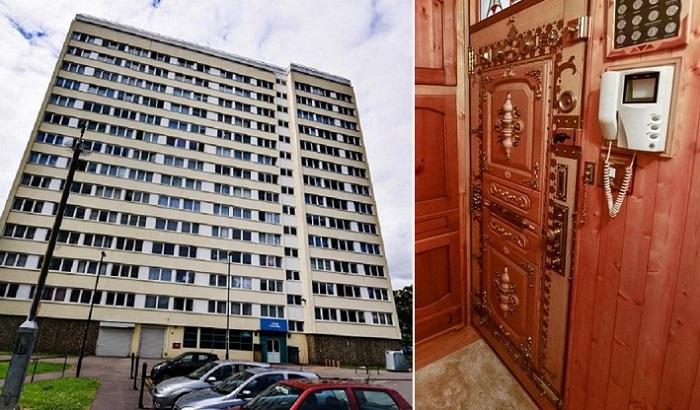 67-летний мужчина 30 лет переделывал квартиру в дворец.