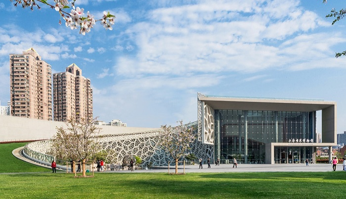 Shanghai Natural History Museum - Музей Естествознания.