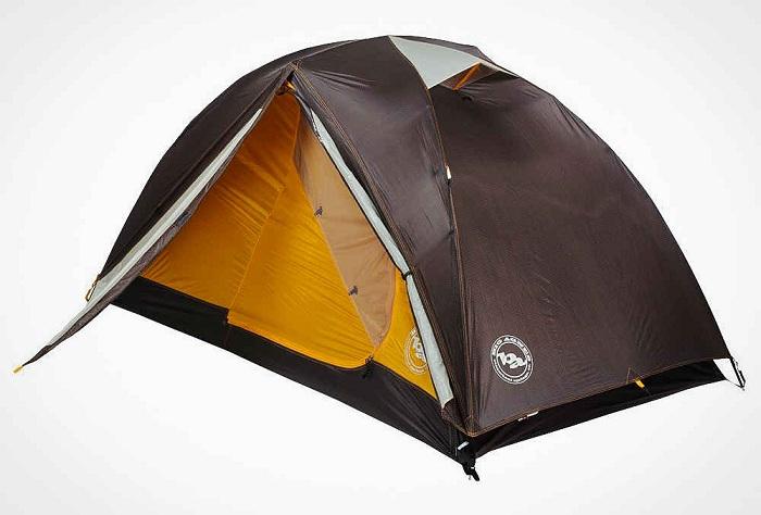 Big Agnes Foidel Canyon 2 - идеальный вариант для альпинистов.