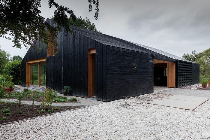 Архитекторский проект фирмы Workshop Architecten.