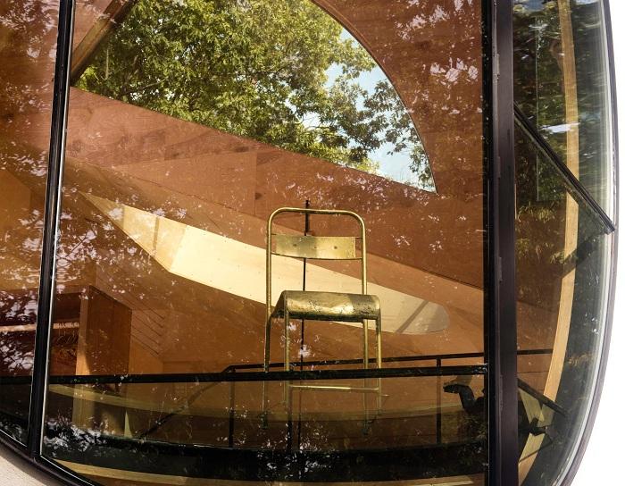 Exploration of «IN» - удивительный дом от Стивена Холла.