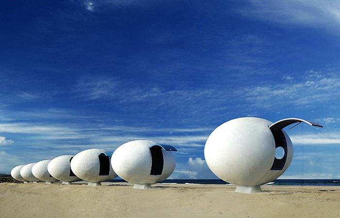 Совместный проект архитектурных фирм Yoon space и Song pyoung.