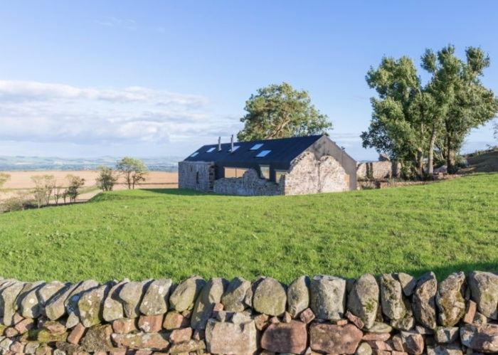 Дом-бункер в Шотландии.