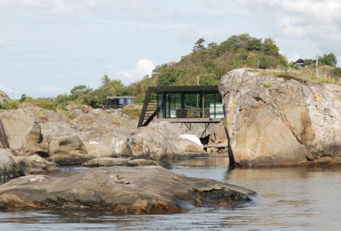 Архитекторский проект бюро Lund Hagem.