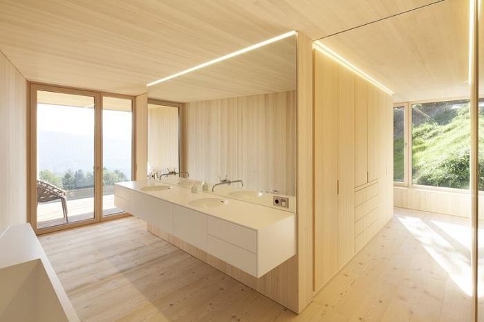 House Sch. Ванная комната.