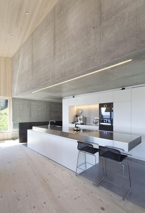 House Sch. Кухня.