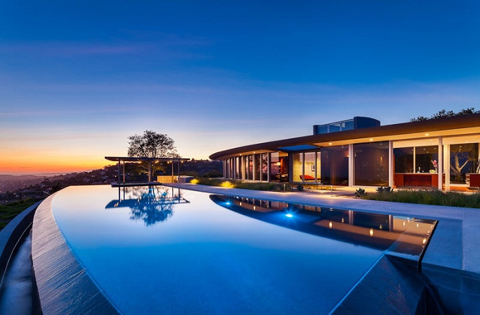 Kurth Residence - резиденция с обзором на 360 градусов.