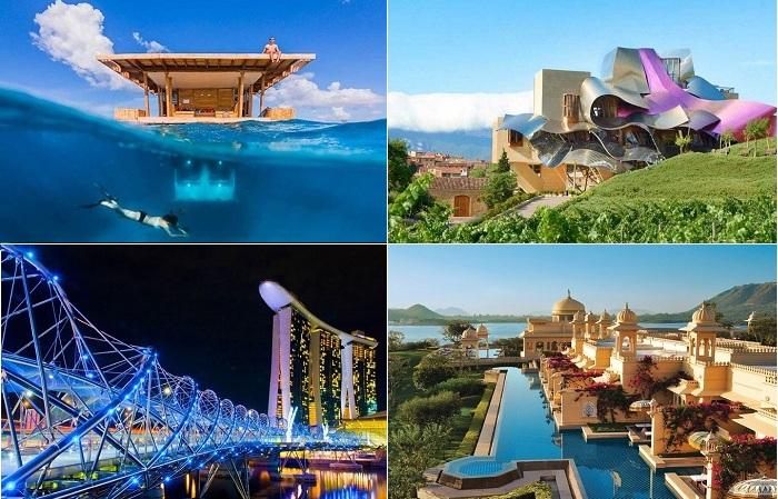 Самые удивительные отели.