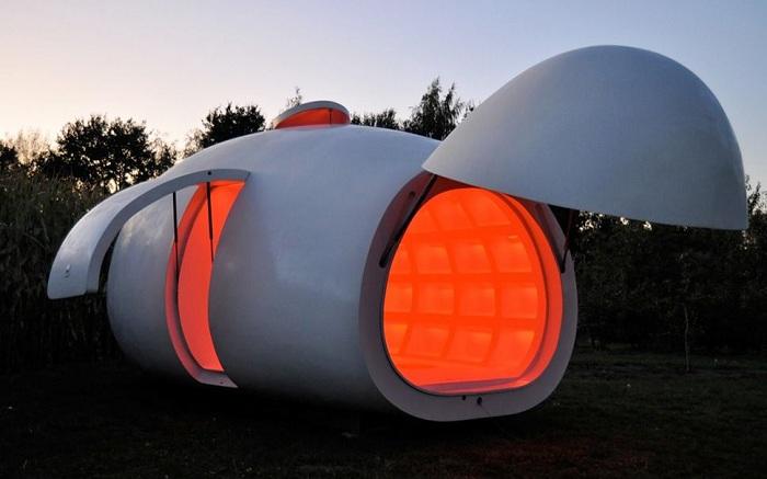 Blob VB3 - отличный вариант офиса или гостевого домика.