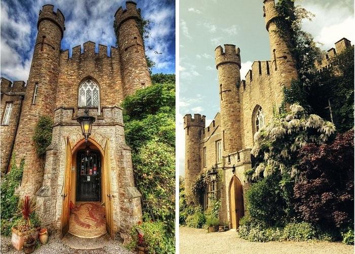Augill Castle. Cumbria, UK.