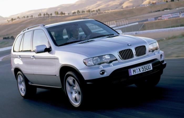 BMW X5 - внедорожник, который совершил революцию в автомобильном мире.
