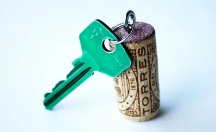 Такие брелоки не будут звенеть в кармане. | Фото: feroce.co.