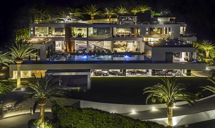 Mega-mansion 924 Bel Air Road - самый дорогой особняк в Америке.