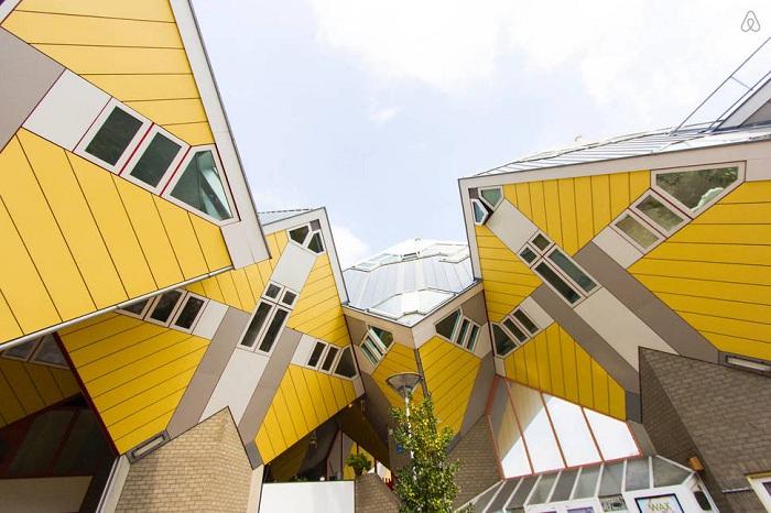 Cubehouse Роттердам.