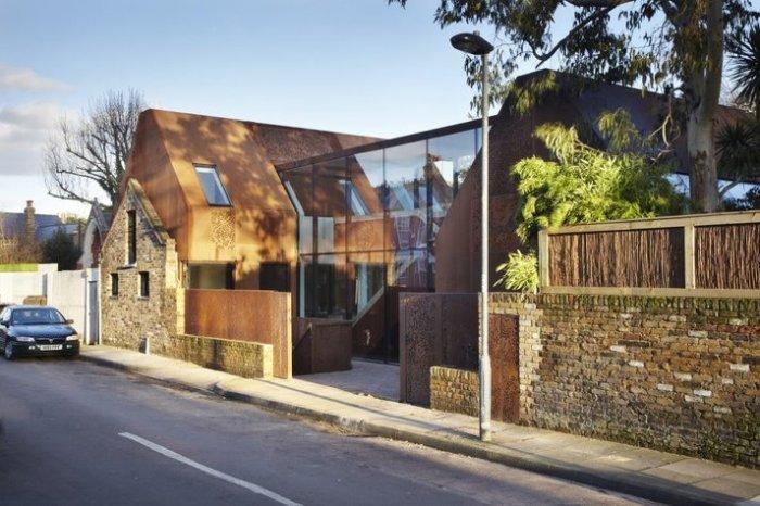 Архитекторский проект компании Piercy & Company.