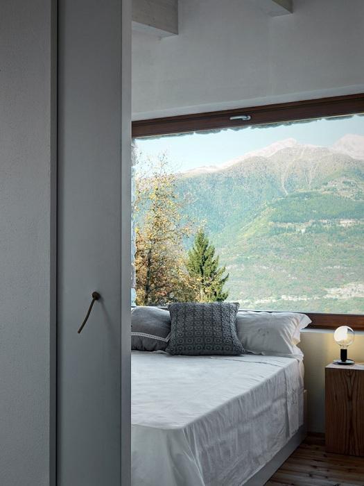 Casa Vi. Спальная комната.