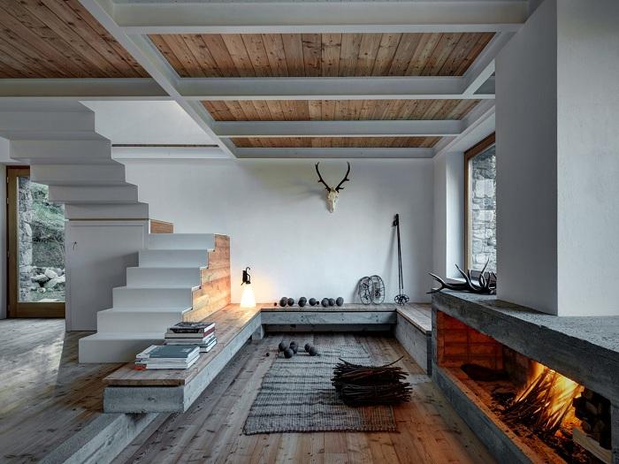 Casa Vi. Внутренний дизайн.