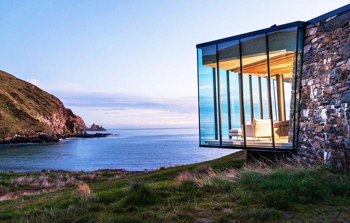 Annandale Seascape Cottage - коттедж у берегов Тихого океана.