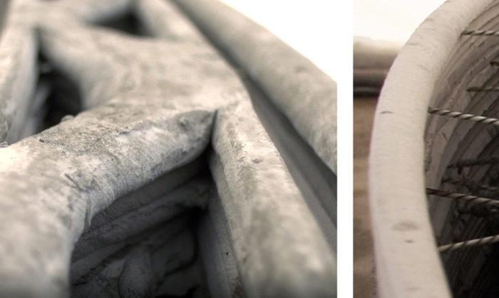 Инновационная бетонная смесь, которая прослужит 175 лет.