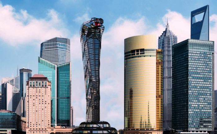 Разработка российского архитектора и мультимиллионера Василия Клюкина.