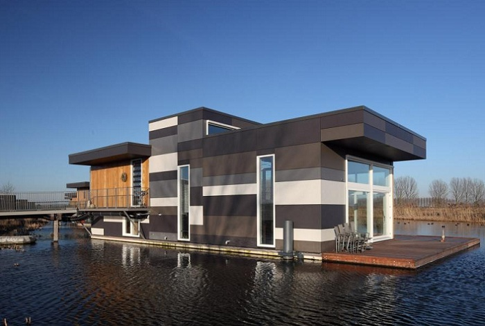 Проект архитектурной фирмы Attika Architects.