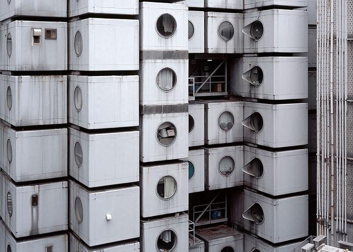 Проект архитектора Кисе Курокава.