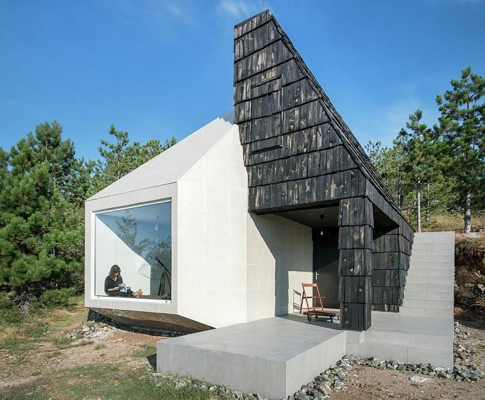 Архитекторский проект студии EXE Studio.