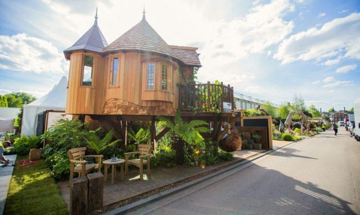 Архитекторский проект компании Blue Forest.