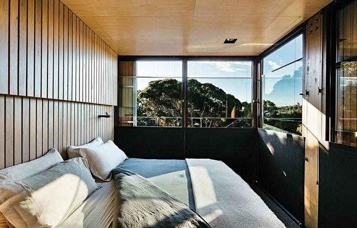 Cabin 2. Спальня.