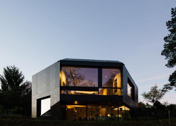 Архитекторский проект Daluz Gonzalez Architekten.