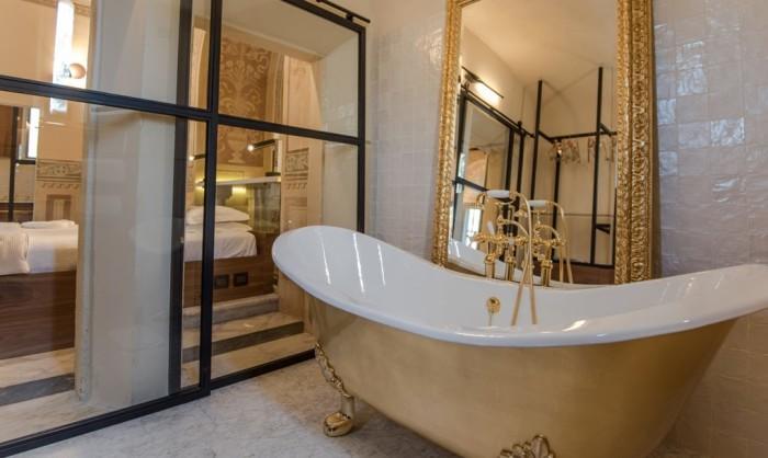 Шикарная ванная.