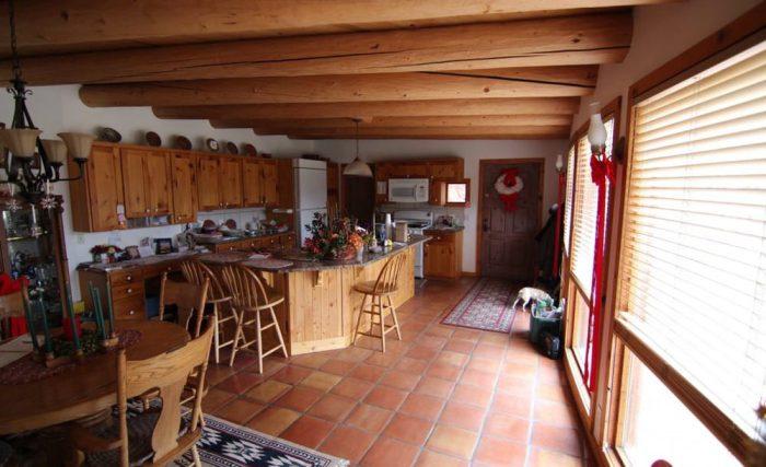 Cliff Haven Кухня.