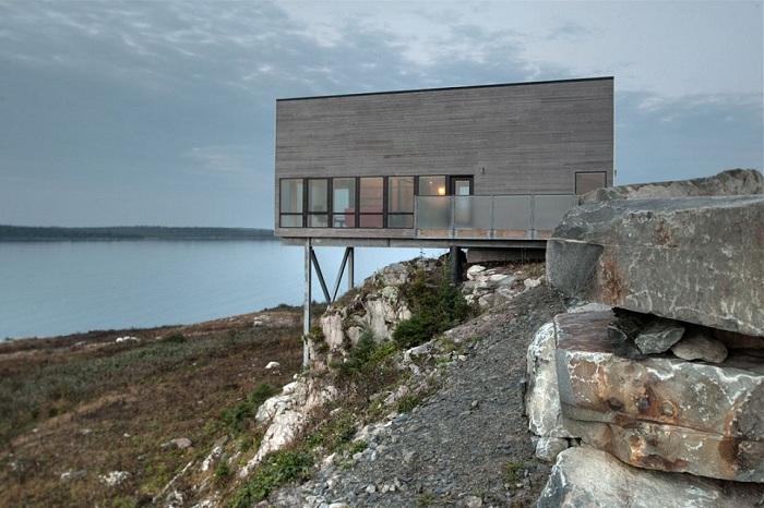 Проект архитектурной студии MacKay-Lyons Sweetapple Architects.