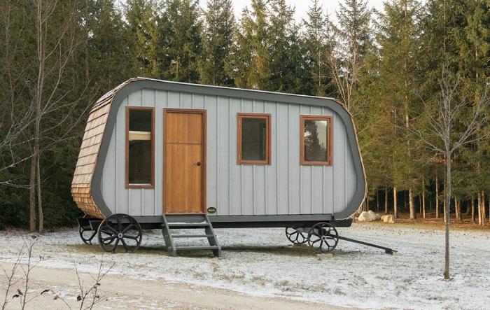 Разработка фирмы Collingwood Shepherd Hut.