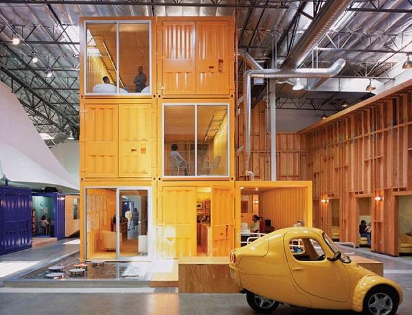 Офис Pallotta TeamWorks в Лос-Анджелесе.