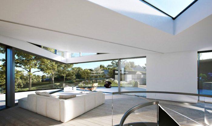 Архитекторский проект от британской компании D*Haus.