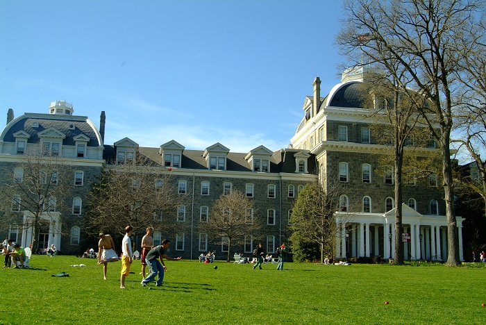 Swarthmore College.