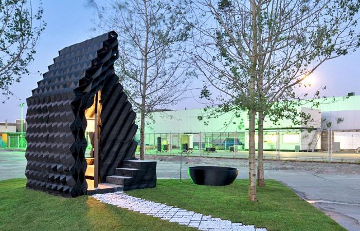 Проект голландской архитектурной студии DUS.