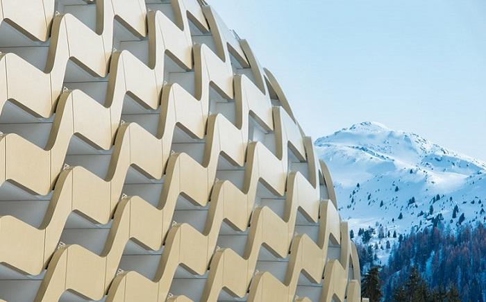 Проект архитектурной фирмы Oikios.