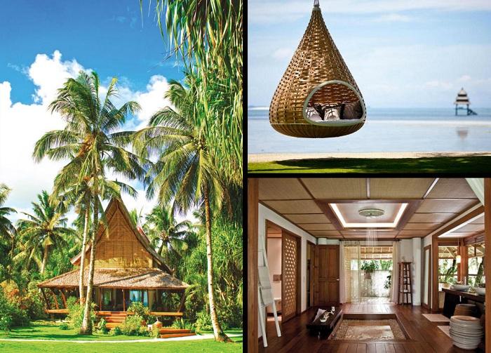 Dedon Island Resort - молодежный хостел на Филиппинах.