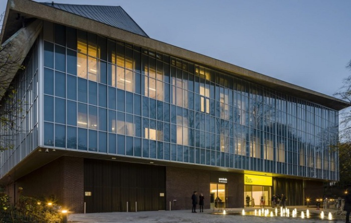 Design Museum - Музей Дизайна в Лондоне.