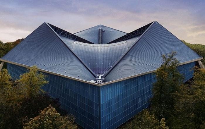 Обновленный Музей Дизайна в Лондоне.