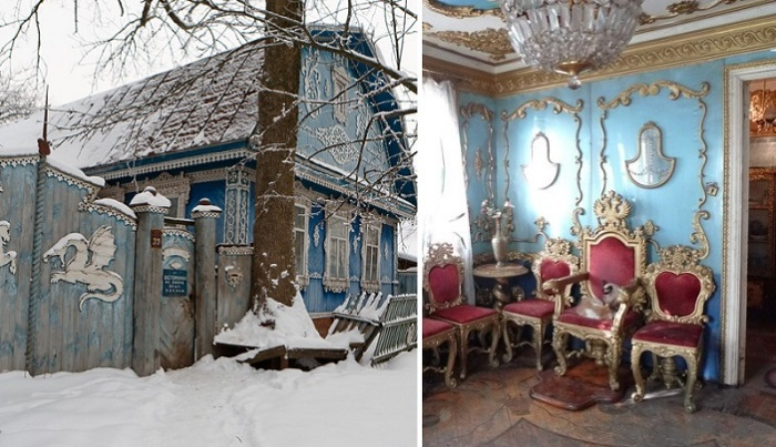 Дом Владимира Акулова.