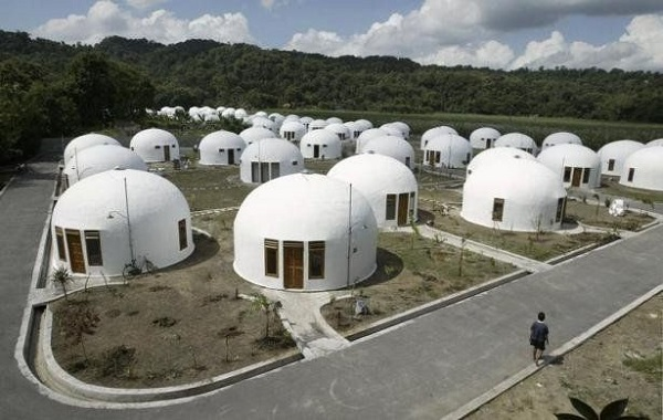 Domes for the world.