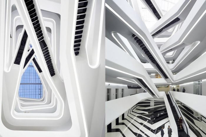 «Доминион-М» - бизнес-центр в Москве.