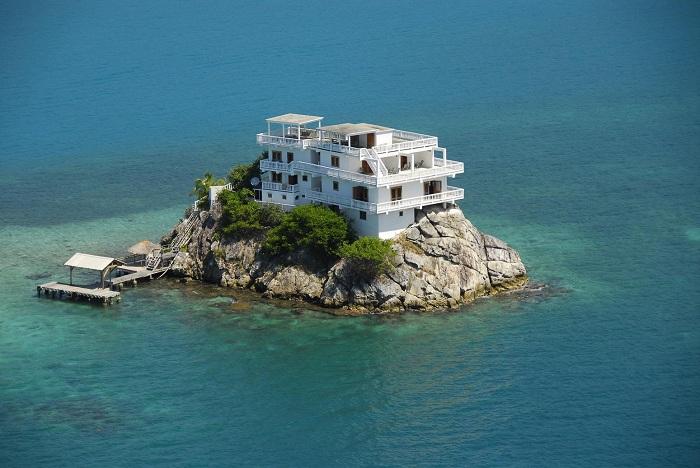 Dunbar Villa: и рыбку половить на Карибах.