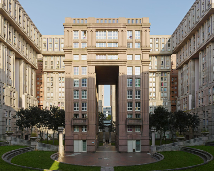 Проект архитектора Ricardo Bofill.