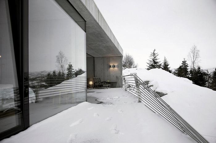 Архитекторский проект норвежской фирмы Filter Arkitekter.