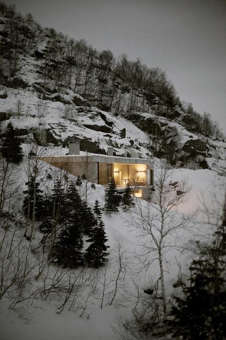 Filter Arkitekter - дом в окрестностях Аlsheia.